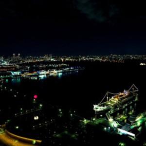 マリンタワーからの撮影